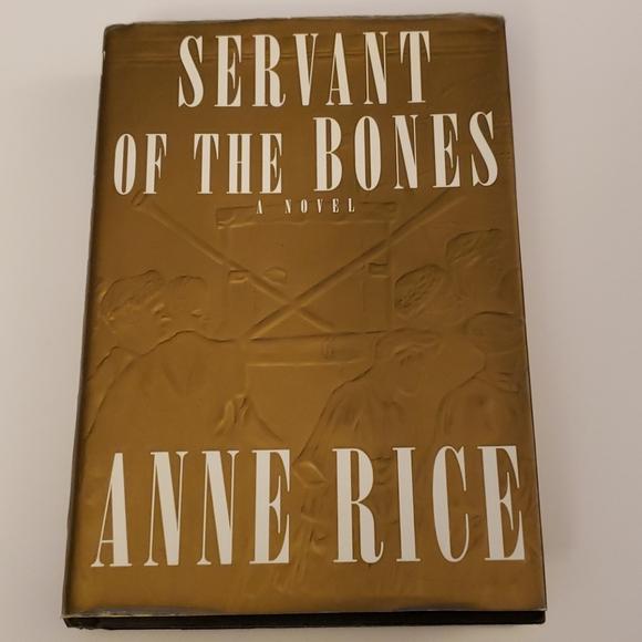 Anne Rice, Servant of the Bones